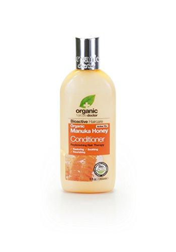 Dr Organic haarspoeling Manuka Honey 265 ml, prijs / 100 ml: 3,4 EUR