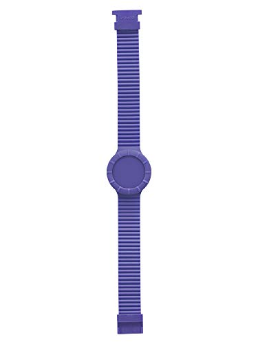 Orologio HIP HOP DONNA HERO 32 quadrante ALTRO e CINTURINO SILICONE BLU HBU0351