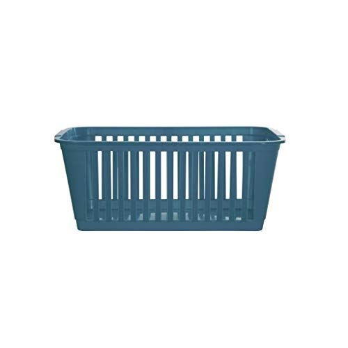 10 x gris/Plateado - cubo cesta caja almacenaje hogar