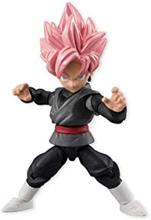 Dragon Ball Super 66 Action Dash Super Saiyan Goku Black Rose Character Mini Action Toy Figure Statue approx. 66mm / 2.6