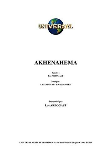 AKHENAHEMA