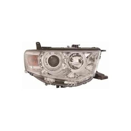 Up Driver Side Offside Headlight Headlamp Unit 2012-2014