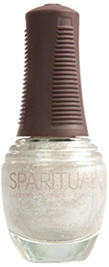 顕微鏡大騒ぎ学習SpaRitual スパリチュアル ネイルラッカー リキッドメタル15ml #80357