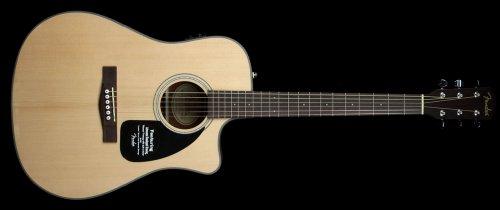 Fender Guit Acustico Cd-V2-Natural 60 Ce