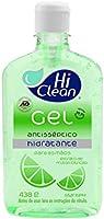 Gel Antisséptico 70% (65,8 INPM), Extrato de Frutas Cítricas, 438g (500 ml), Hi Clean