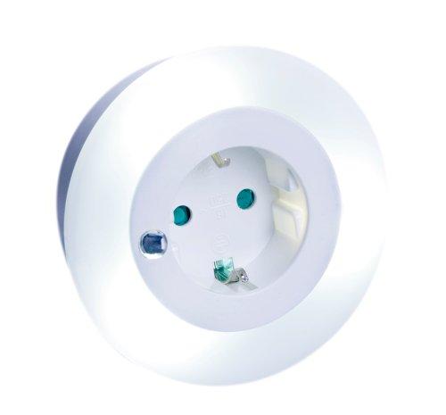 REV Ritter 00337173 Nachtlicht Sensor LED, weiß