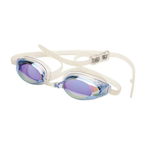 Finis Lightning Gafas de natación, Unisex, Azul Espejo, Talla única