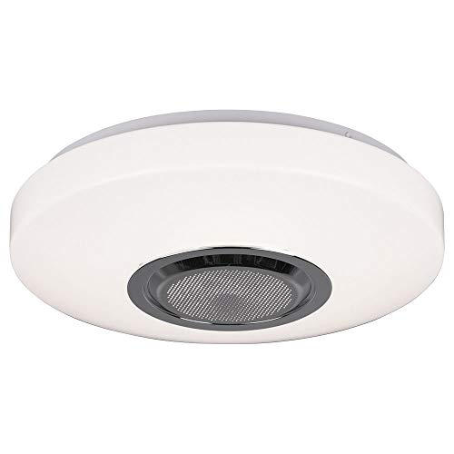 RGB LED Decken Leuchte Ess Zimmer Bluetooth Lautsprecher FERNBEDIENUNG Reality Leuchten R69021101