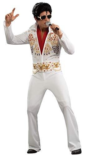 Rubie's Kostüm, offiziell, Elvis Presley, Erwachsene, Größe M- I-889049M