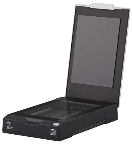 Fujitsu fi-65F Ultra-Compact Flatbed Image and Card Scanner