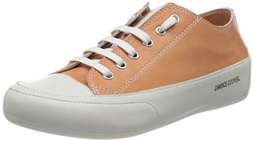 Candice Cooper Damen Rock Sneaker, Orange (Arancio Tamponato), 41 EU