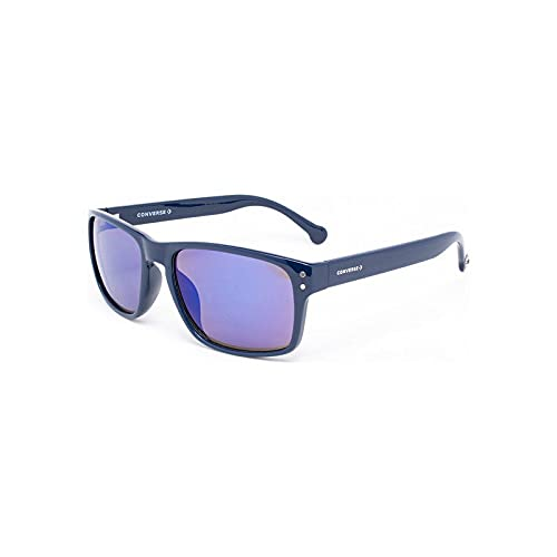 Converse S0350688 Gafas, Azul, 57 mm para Hombre