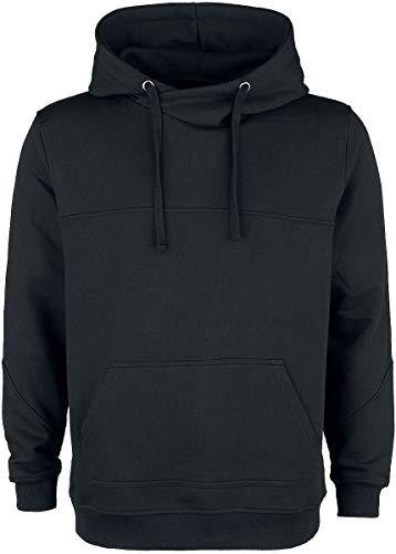 Black Premium by EMP Bodies Homme Sweat-Shirt à Capuche Noir XL