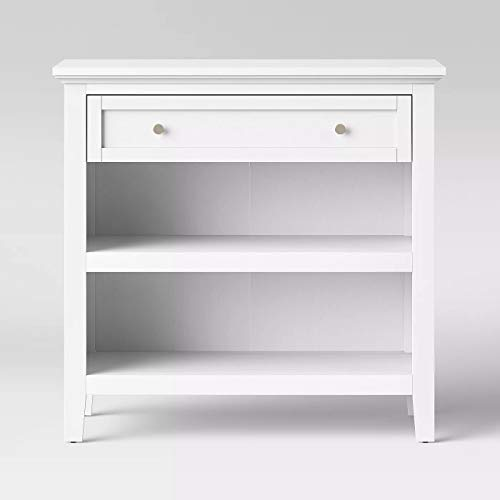 Carson Console Table White - Threshold™