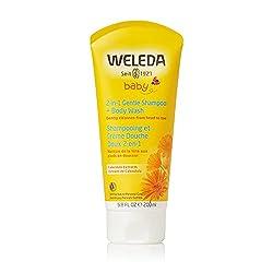 Weleda Calendula Baby Shampoo and Body Wash