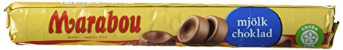 Marabou Rolle Vollmilch, 7er Pack (7 x 74 g)