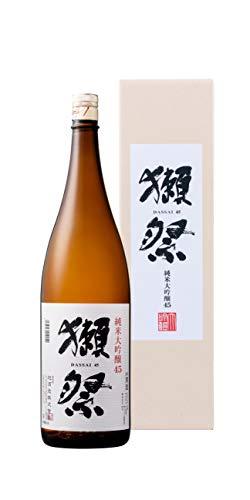 獺祭(だっさい) 純米大吟醸45 箱入り [ 日本酒 山口県 1800ml ] [ギフトBox入り]