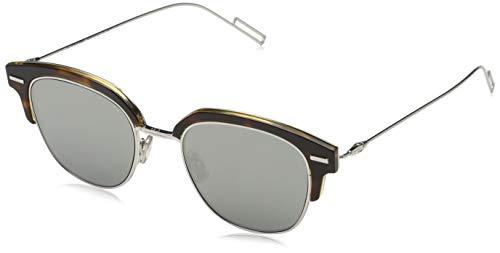Dior DIORTENSITY 0T KRZ Gafas de sol, Marrón (Havana Cryst/Grey Grey), 48 para Hombre