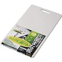 抗菌まな板/キッチン用品 【シンクに置ける ロングタイプ】 ホワイト 塩素漂白可 『HOME&HOME』【代引不可】