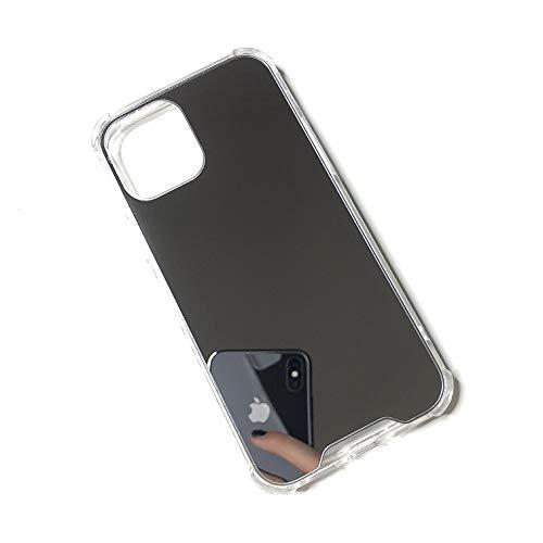 LYKL Cover a Specchio Protettiva per iPhone 12 / iPhone 12 Mini/iPhone 12 PRO/iPhone 12 PRO Max, Cover Case Specchi Specchiata Mirror per iPhone (12 PRO Max)