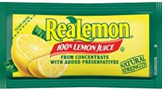 ReaLemon Lemon Juice Packets - 4 gram (50 ct.)