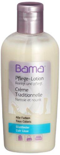 Bama Pflege-Lotion 100ml Schuhcreme Glattleder, Transparent/farblos, 100. ml
