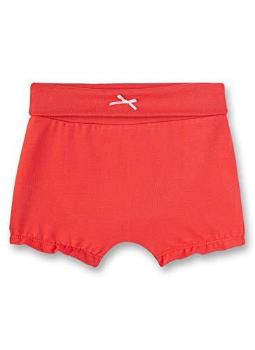 Sanetta Fiftyseven Kurze Hose Short, Rouge (Chilli 37007), 58 (Taille Fabricant: 056) Bébé Fille