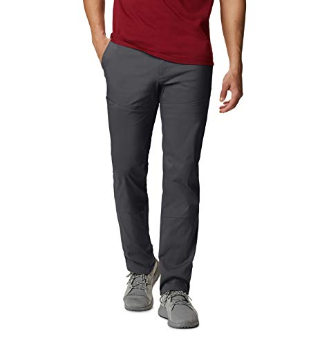Mountain Hardwear Men's AP Pant for Hiking, Climbing, Camping, and Casual Everyday - Dark Army - 32-30