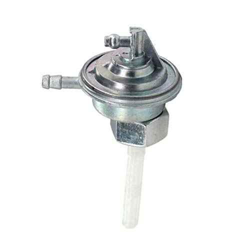 AISEN Kraftstoffhahn Benzinhahn Unterdruck Ventil für Rex RS 400 450 460 500 600 700 750