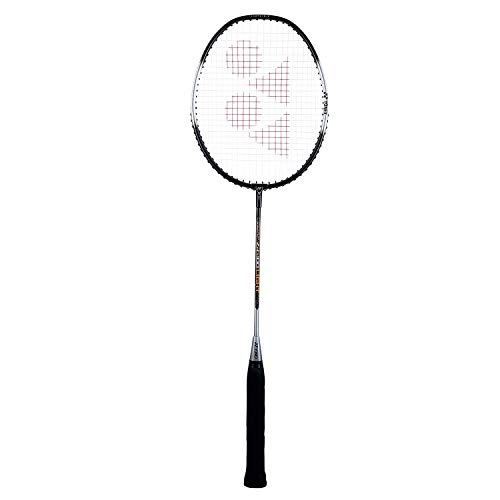 Yonex ZR101LIGHT Aluminium Badminton Racquet with Full Cover (Yellow)