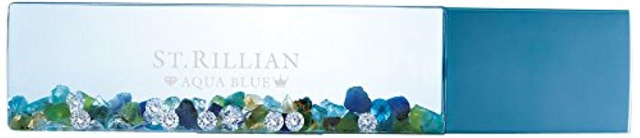 ピボット植物学者誠実さST.RILLIAN ジュエリールームフレグランス(AQUA BLUE)