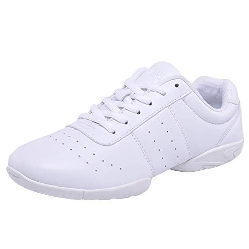DADAWEN Women's Cheer Shoes Girls Trainers Outdoor Fitness Gymnastics...