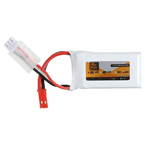 KINGDUO 7.4V 350Mah 60C 2S Lipo Batteria Jst Plug per Mjx X401H X402 Jxd 515 515 W 515 V Rc Drone