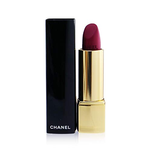 Chanel Rouge Allure Velvet Camã‰Lia #617-Camãlia Grenat 3,5 Gr 3 ml