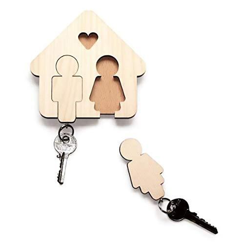 xingchen Schlüsselhaken Wandhalterung,...