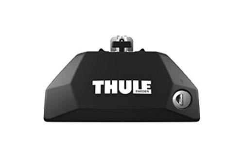 Thule 710600 Fußsatz für Dachträger 4-teilig