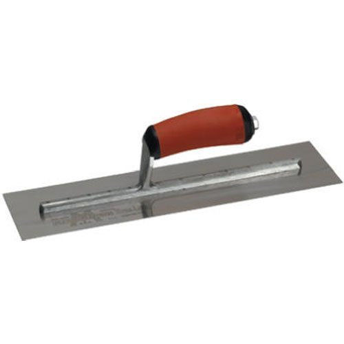 Concrete Finishing Trowel 14 X 4 Curved Handle