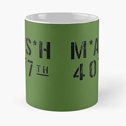 Tv Mash M A S H Army Classic Alan Alda - Best 11 oz Kaffee-Becher - Tasse Kaffee Motive
