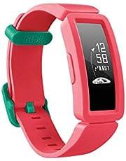 Fitbit Ace 2, de waterdichte activiteitstracker voor kinderen vanaf 6 jaar, biedt motiverende uitdagingen voor het hele gezin en helpt kinderen een gezonde nachtrust te krijgen dankzij slaapherkenning