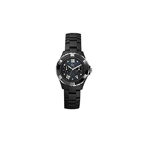 Guess Reloj analogico para Hombre de Cuarzo con Correa en Acero Inoxidable X69106L2S