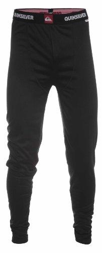 Quiksilver Herren lange Unterhose Steep bot, Black, S, KGMUW014