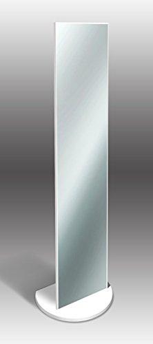 Lupia Specchio da Terra Elegant 40x160 cm Mirror Original White