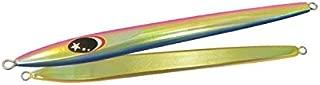 ゼスタ(XESTA) メタルジグ スローエモーション フレア 800g #89 BPCGD ブルピンシャンパンゴールド
