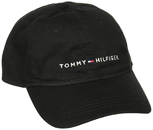 Tommy Hilfiger Men's Logo Dad Baseb…