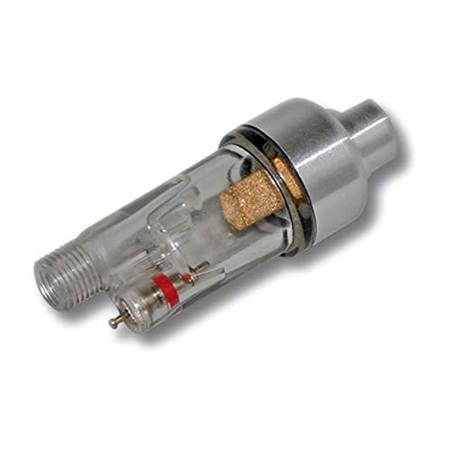 Airbrush Kompressor Mini Luftfilter mit Wasserabscheider 9,51mm (1/8