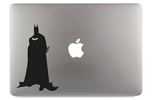 Batman Dark Knight 8 Apple MacBook Air Pro Aufkleber Skin Decal Sticker Vinyl (15')
