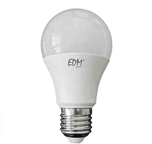 eDM 98709 Bombilla Standard Led, Luz Calida