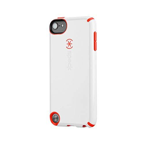 Speck Candyshell iPod Touch 5g Case White / Warning Orange