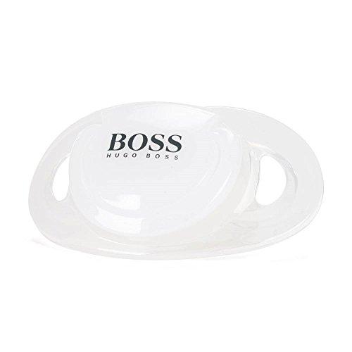 Boss Orange - Boss kidswearbaby schnuller - regalo reciã©n nacido - weiss