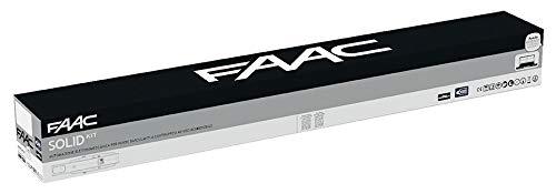 Faac Solid Kit Automazione Elettromeccanica 230V Garage Porte Basculanti Larg Max 2,7 m Peso Max 10 kg/mq Attuatore 550 ITT 10561644